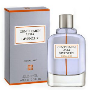 GIVENCHY / GENTLEMEN ONLY CASUAL CHIC EDT جیونچی جنتلمن اونلی کژوال شیک